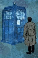 The Angels Have the Phone Box by twist-of-fate-16