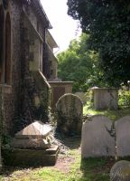 All Saints II, Lewes, England by Devilry