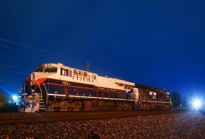 NS 8101 CoG heritage unit by wolvesone