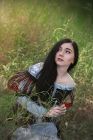 Snow White by Silent-Rip
