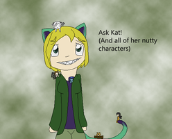 Ask Kat! (And others~) by KatTheNapper