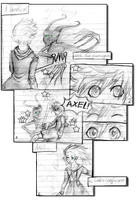 Castle Oblivion PAGE 1 by miesmud