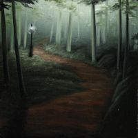 Forest Lights by crazycolleeny