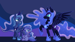 Three moons by wildberry-poptart