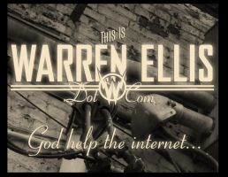 Warren Ellis Movie Card ID 4 by PaulSizer