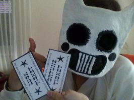 Luck and Fortune Tickets by Fynnalia