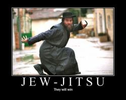 .:Jew-Jitsu:. by NerinSerene