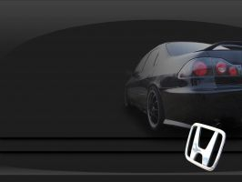 Basic Honda Wallpaper by raize