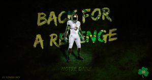 Notre dame Back for a Revenge by rOnAn-Ncy