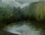 Sorba Marshes study by Lillooler