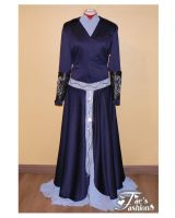 Faewyn Helm's Deep Gown by FaesFashions