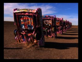 Cadillac Ranch by Anexos