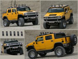 Hummer strength by shakesf3ar