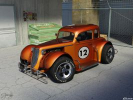 Power Hot Rod 2 by cipriany