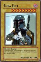 Boba Fett card by Mexicano27