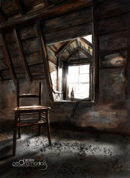 The Room Painting by pedromorillas