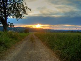 At The End Of The Road by Kayley1590