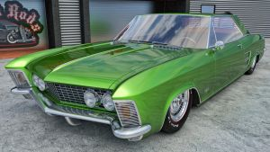1962 Buick Riviera by SamCurry
