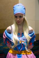 Dark Magician Girl Cosplay -Nashicon- by MikuMikuJinx