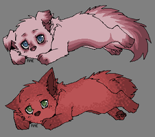 Puppy Adoptables by octopus-jizz
