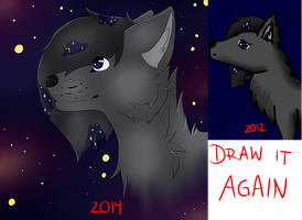 Draw it again || 2014 + 2012 by x-Blacky-x