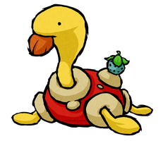 Shuckle WWS by the19thGinny