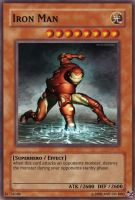Iron Man card by And-uh-roo