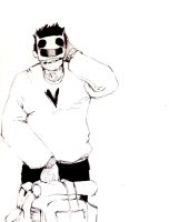 More Zacharie Headcanons sorry,,,, by flickawhite
