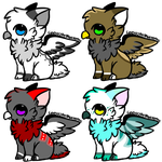 Griffin Adopts .:CLOSED:. by QualiT-Adopts