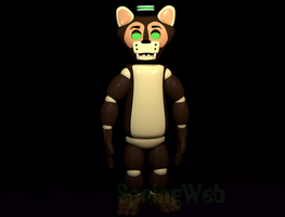 Concept POPGOES the Weasel by SpringWeb
