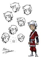 Santakid sketches 1 by Gilmec