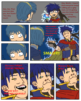 Ike Card Crusher Meme by Kidomax