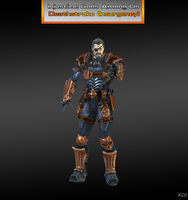 Injustice Gods Among Us: Deathstroke (Regime) by XNASyndicate