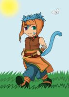 Chibi Ranulf by Irelza