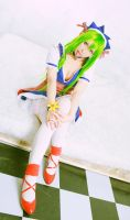 Ixion Saga DT Mariandale Cosplay 06 by jiaanxu