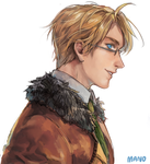 APH Alfred by Mano-chan