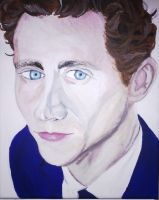 Hiddleston by hayleelouise