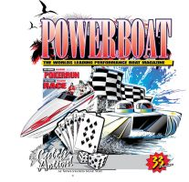 Powerboat Mag by darquem