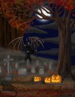 All hallow's eve by Ravenfire5