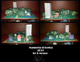 Maqueta (utopia) by S-Mouse