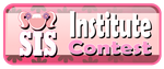 SIS Institute contest logo by sandybelldf
