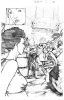 X-Men Schism 5 Page 11 Sample by thecreatorhd