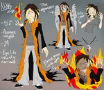 Persona Ref (2014-2015) by Sharks-want-HUGS