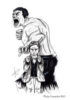 Bruce Banner: But I'm always Angry by BaGgY666