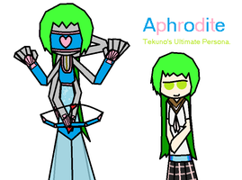 Aphrodite Tekuno's Ultimate Persona by PMiller1