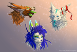 Some gifts for some awesome artists Batch 2 by YouAreNowIncognito