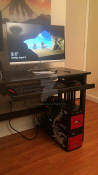 My first pc build by zeng20