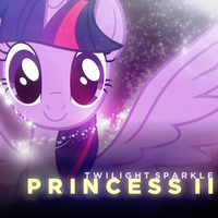Twilight Sparkle - Princess II by AdrianImpalaMata