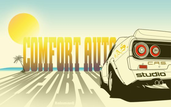 for ComfortAutoStudio by RainmanQ