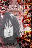 Manga Cover test - DROWNING by AngelsTale
